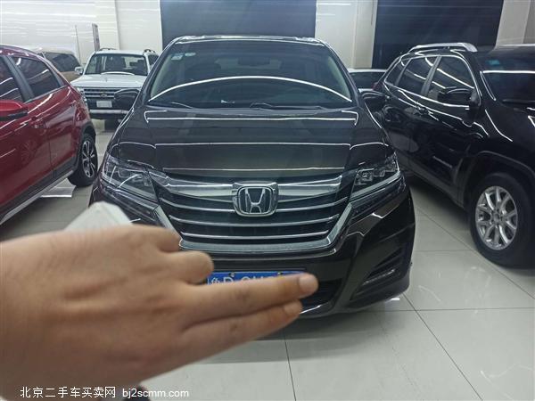 本田 2016款 艾力绅 2.4L 豪华版