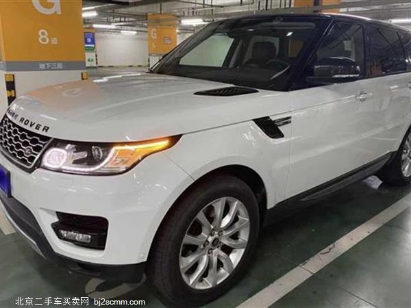 路虎 2013款 揽胜运动版(进口) 揽胜运动版3.0T V6 美规版