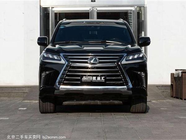 2019款 雷克萨斯LX LX570 限量 S(中东)