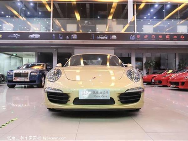 保时捷911 2012款 Carrera S 3.8L