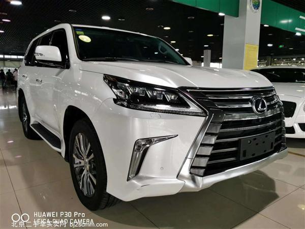 2017款 雷克萨斯LX 570 动感豪华版