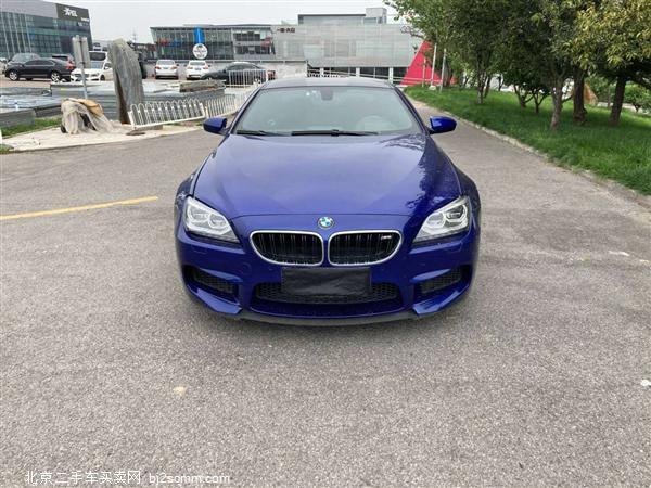 宝马M6 2013款 M6 Coupe
