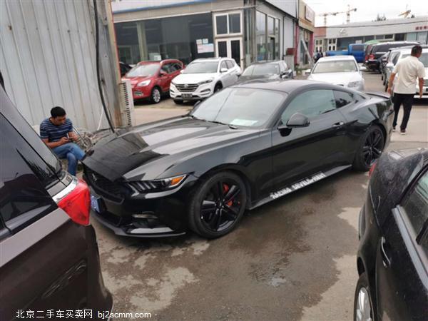 福特 2017款 Mustang 2.3T 性能版