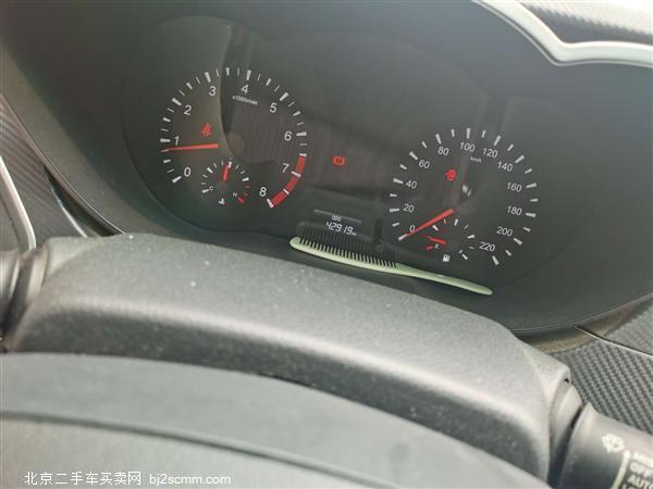 海马 2015款 福美来M5  1.6L 手动挚爱版