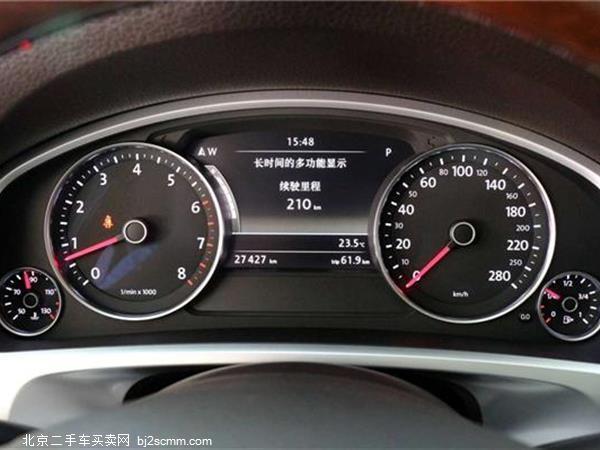 大众 途锐 2011款 3.0TSI V6 豪华型
