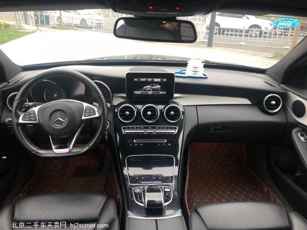 奔驰C级 2016款 C 200 运动版
