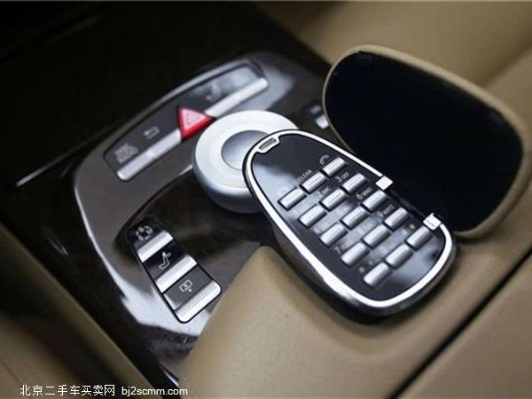 奔驰S级 2012款 S 300 L 商务简配型
