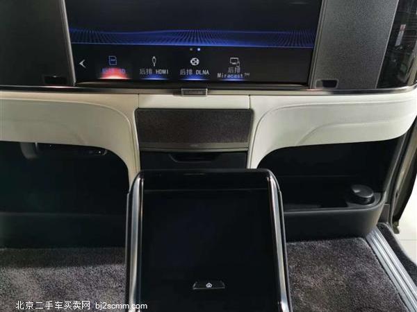 2020款 雷克萨斯LM 300h 四座御世版