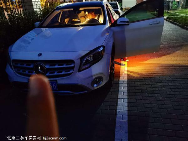 2017款 奔驰GLA级 GLA 220 4MATIC 豪华型