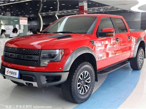 2011款 福特F-150 6.2L SVT Raptor SuperCrew