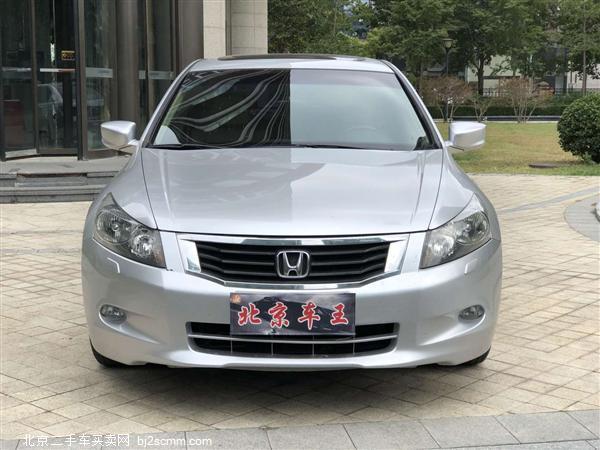 本田 雅阁 2010款 2.4L 百万纪念版