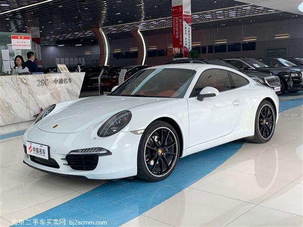 保时捷911 2012款 Carrera 3.4L