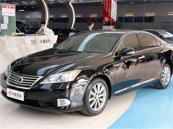雷克萨斯ES 2010款 240 豪华版