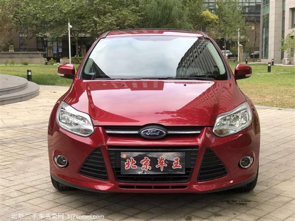 福特 福克斯 2012款 两厢 1.6L 自动风尚型