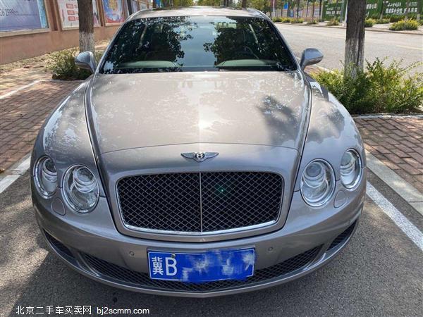 宾利 飞驰 2010款 Speed China 6.0T
