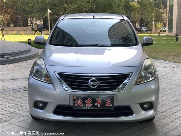 日产 阳光 2011款 1.5XE CVT舒适版