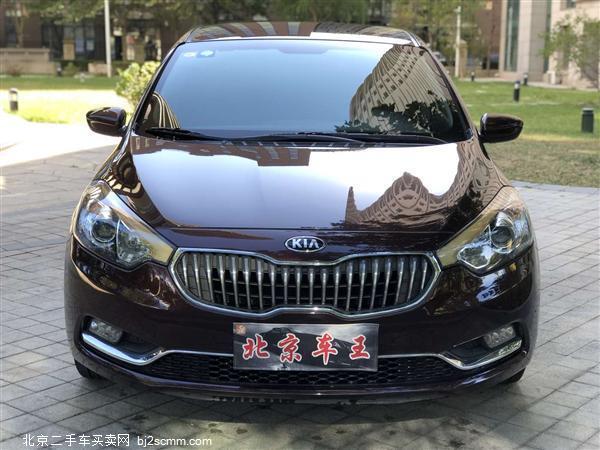 起亚K3 2015款 1.6L 自动GL