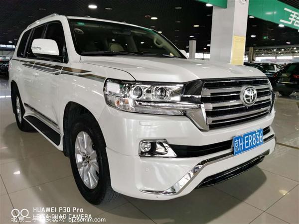 丰田 2017款 兰德酷路泽(进口) 5.7 EXR