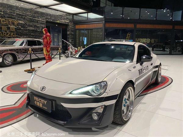 丰田86 2013款 2.0L 手动豪华型