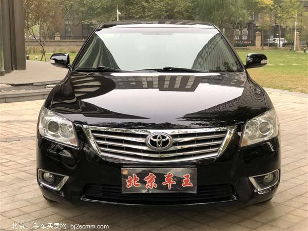 丰田 凯美瑞 2011款 240G 经典周年纪念版