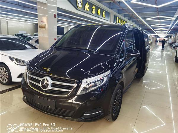 2018款 奔驰V级 V 260 L 尊贵加长版 国VI