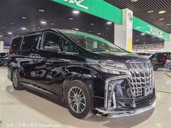 丰田 2019款 埃尔法 双擎 2.5L 尊贵版