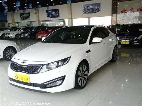 2012款 起亚K5 2.0L AT Premium