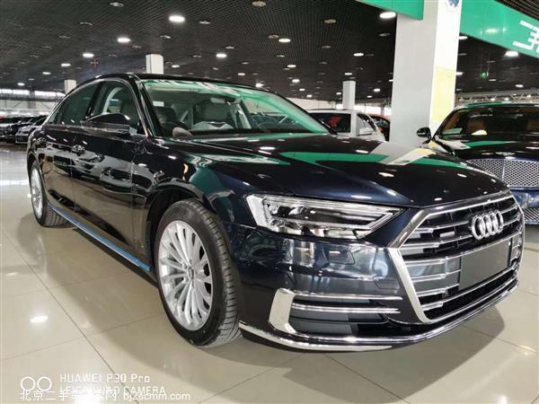 2021款 奥迪A8 A8L 50 TFSI quattro 舒适型