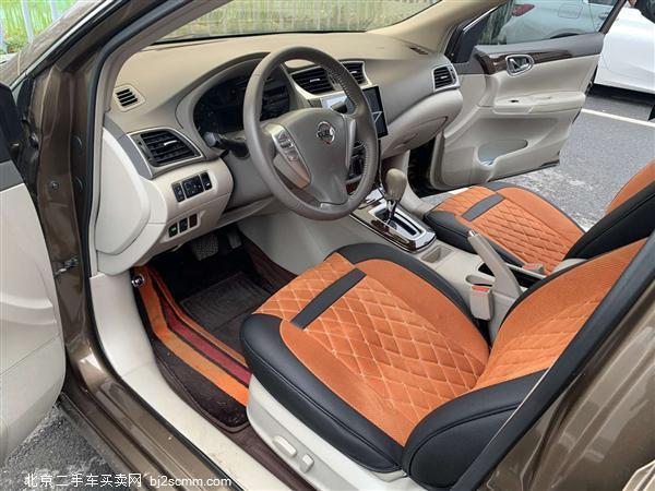日产 2012款 轩逸 1.6XL CVT豪华版