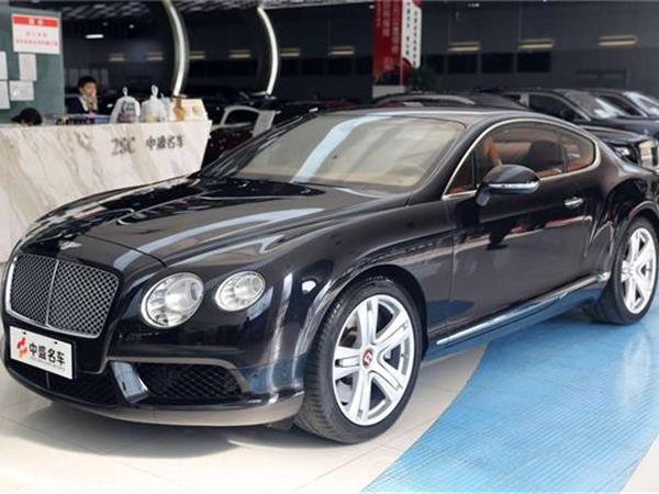 宾利 2012款 欧陆 4.0T GT V8