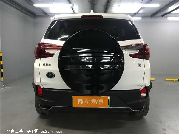 比亚迪 2019款 元新能源 EV360 智联领享型
