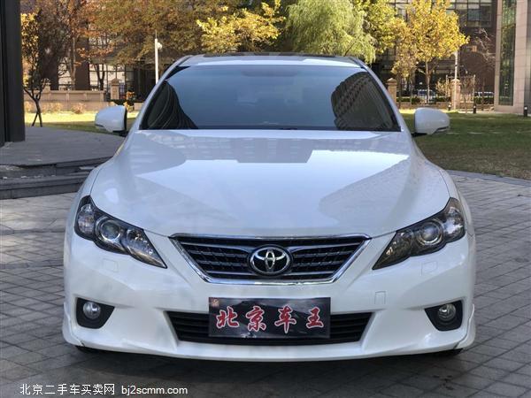丰田 2012款 锐志 2.5V 风度菁英炫装版