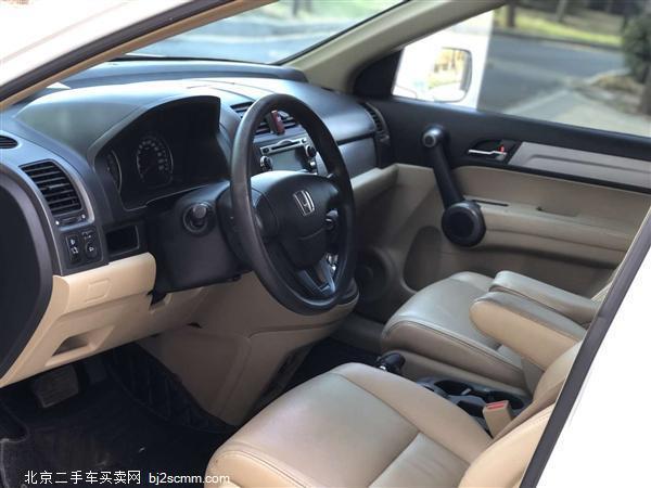 2010款 本田CR-V 2.0L 自动两驱都市版