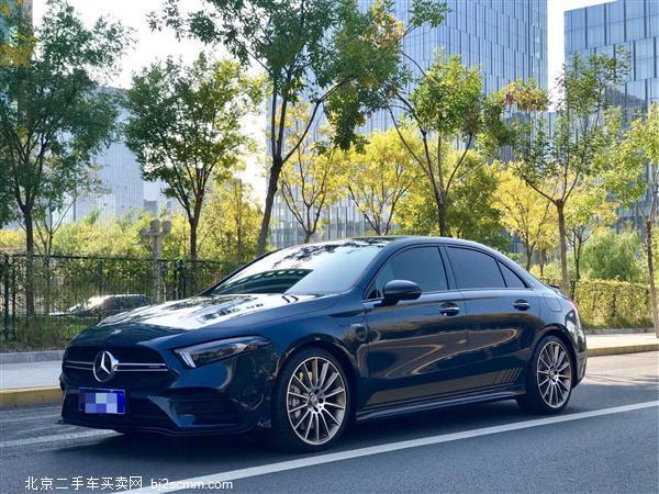 2019款 奔驰A级AMG AMG A 35 L 4MATIC 先型特别版