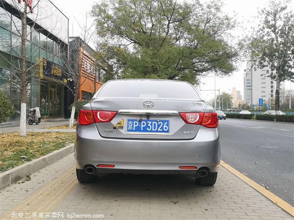 丰田 2010款 锐志 2.5V 风度菁英版