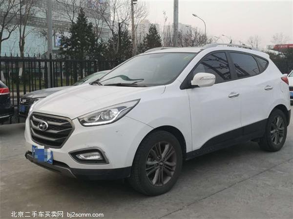 2013款 北京现代ix35 2.0L 自动两驱智能型GLS 国IV