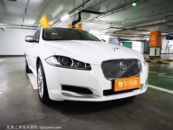 2014款 捷豹XF XF 2.0T 豪华版