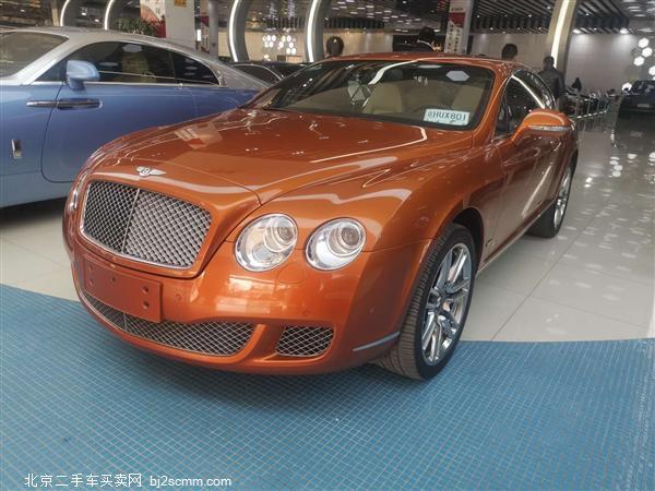 宾利 2004款 欧陆 GT 6.0