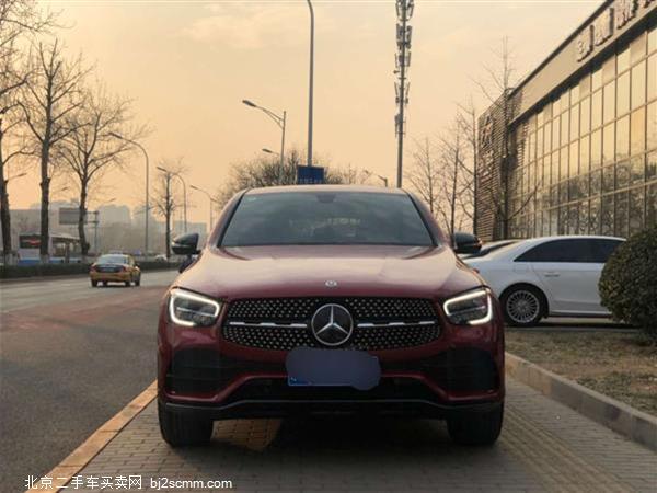 2020款 奔驰GLC(进口) GLC 260 4MATIC 轿跑SUV
