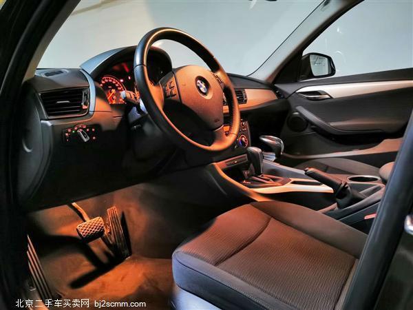 2013款 宝马X1 sDrive18i 时尚型