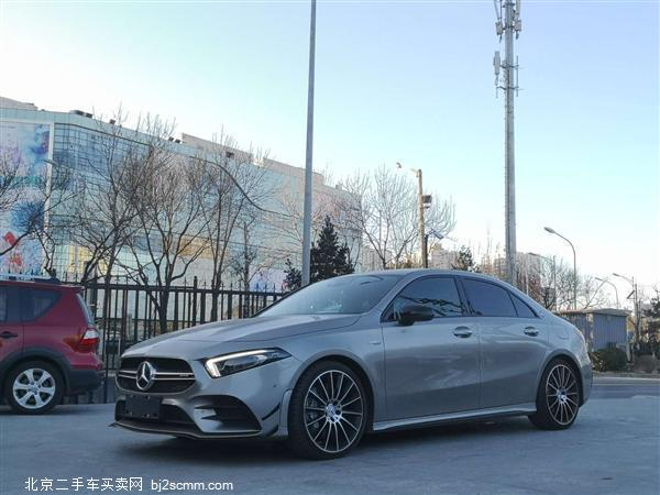 2019款 奔驰A级AMG AMG A 35 L 4MATIC