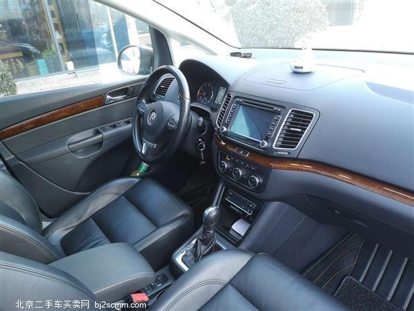 大众 2013款 夏朗 2.0TSI 舒适型 欧V