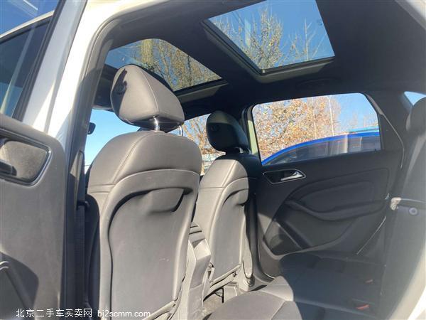 2015款 奔驰B级 B 200 豪华型