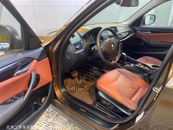 宝马X1(进口) 2010款 sDrive18i豪华型