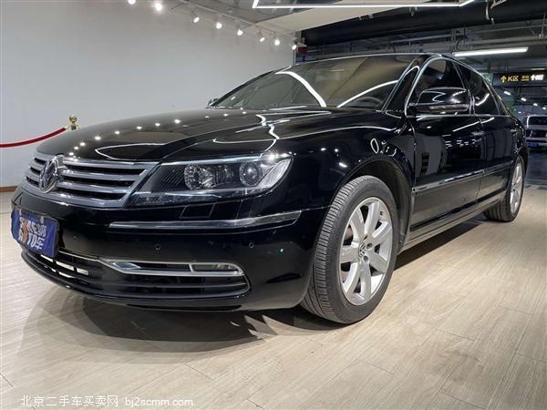 大众 2011款 辉腾 3.6L V6 5座加长舒适版