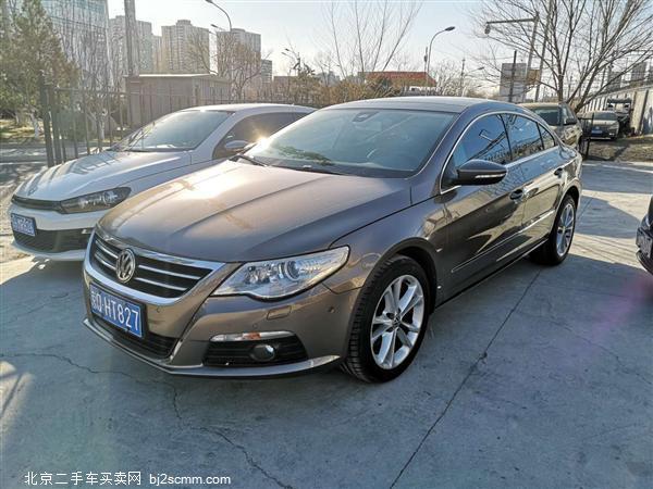 2013款 一汽-大众CC 1.8TSI 豪华型