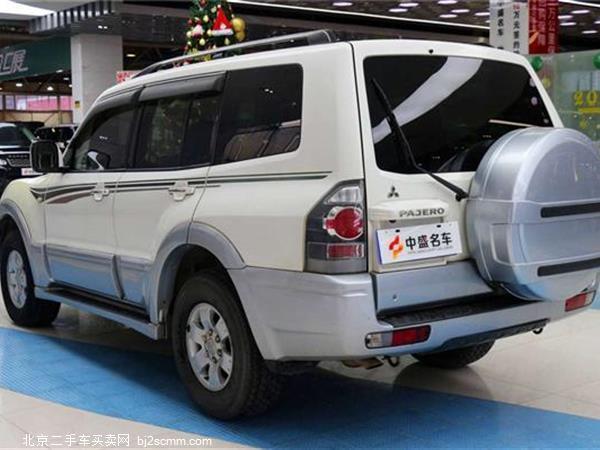 三菱 2008款 帕杰罗 V73 3.0L AT GLX