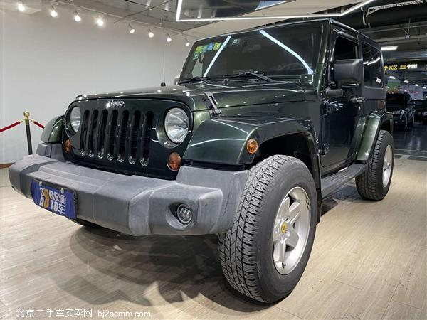 Jeep 2010款 牧马人 3.8L 两门版 Sahara