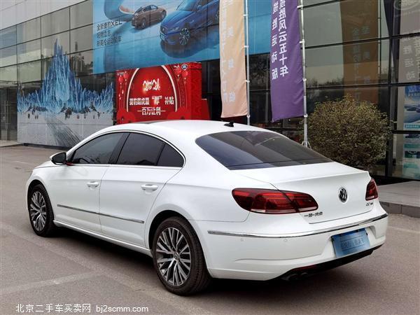 2015款 一汽-大众CC 1.8TSI 豪华型