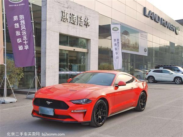 福特 2018款 Mustang 2.3T EcoBoost